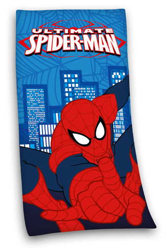 Marvels Spiderman Badetuch 75x150cm