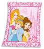 Disneys Princess Fleecedecke Kuscheldecke 130x160cm